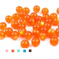 Plastik Perlen Ø 8mm Katze Augen