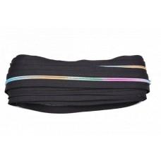 Spirale Reißverschluss 5 mm endlos - Regenbogen