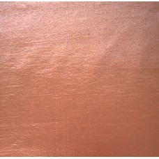 Regenmantelstoff mit Vinylüberzug - kupfer