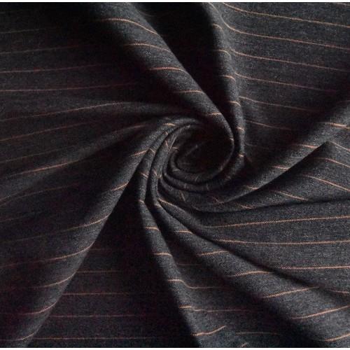 Elastischer Baumwolle mit Leinen Anzugstoff