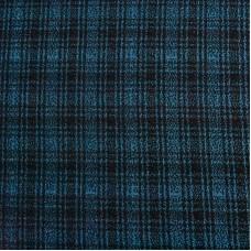 Elastischer Leinen mit Baumwolle Jersey (12,60 €/lfm)