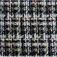 Anzugstoff aus Wolle mit Leinen und Baumwolle