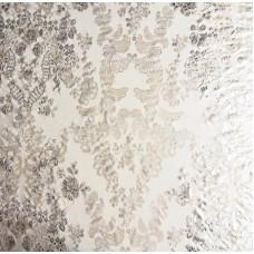 Elastischer Baumwolle Jersey mit silber Beschichtung