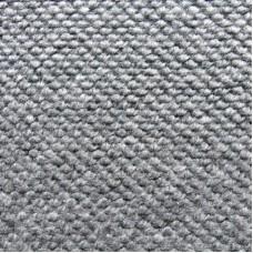 Wolle Anzug Jersey - grau