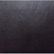 Kunstleder auf der Stoff Grundlage - dunkelbraun
