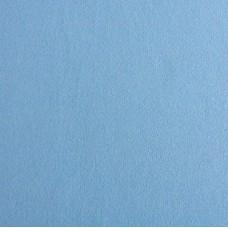 Baumwolle Sweatshirt  - hellblau - II.Wahl (7,90 €/lfm)