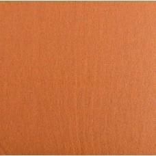 Baumwolle Sweatshirt  - orange