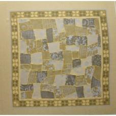 Schals aus bedruckter Naturseide (13,50 €/lfm)