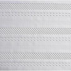 Elastischer synthetische Spitze 160x140 cm (4,00 €/lfm)
