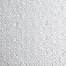 Synthetische Spitze 110x150 cm (4,00 €/lfm)