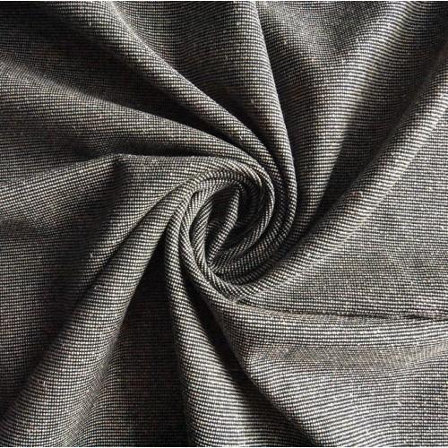 Elastischer Wollstoff mit Naturseide 160x150 cm (9,50 €/lfm)