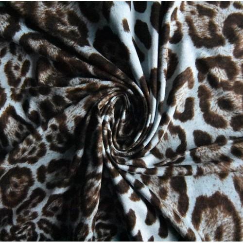 Elastischer Viskose Jersey 160x130 cm (6,00 €/lfm)