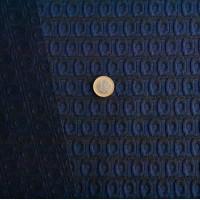 Gesteppter elastischer Viskose Jersey 80x150 cm (6,50 €/lfm)
