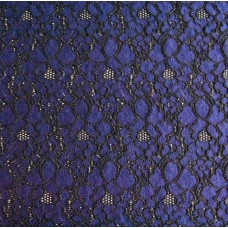 Elastischer natürliche Spitze 160x150 cm (6,50 €/lfm)