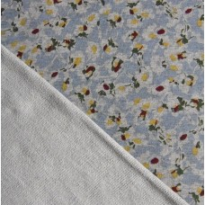 Elastischer Baumwolle Sweatshirt 160x150 cm (6,00 €/lfm)