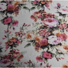 Dünner elastischer Viskose Jersey 160x135 cm (5,50 €/lfm)