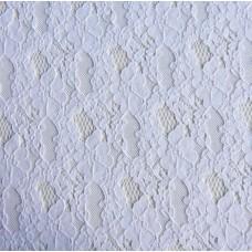 Synthetische Spitze 160x135 cm (3,50 €/lfm)