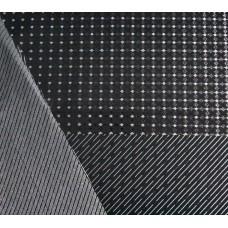 Acetet mit Polyester Jacquard 80x150cm (5,00 €/lfm)