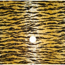 Baumwollstoff  mit Tiger Print 80x150 cm (4,50 €/lfm)