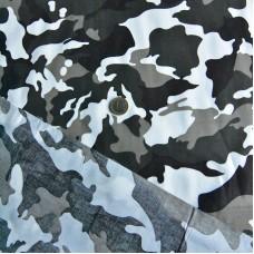 Baumwolle mit Elastan 160x145 cm (6,00 €/lfm)